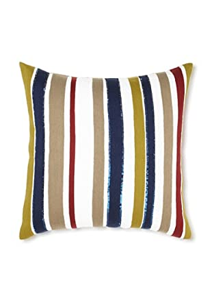 Jamie Young Striped Mackie Pillow