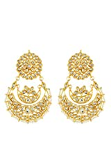 Imli Street Gold Bead Chandbala Earring