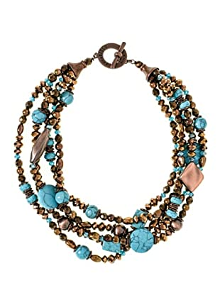 Anna Biblò Oriental Night Collier