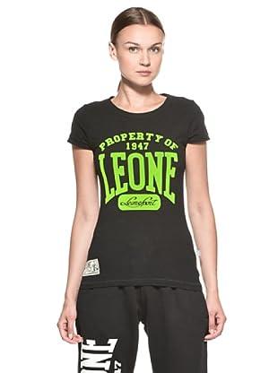 Leone 1947 Camiseta Main (Negro)