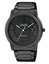 Citizen Analog Black Dial Men's Watch - AW1215-54E