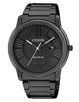 Citizen Analog Black Dial Men's Watch - AW1215-54E
