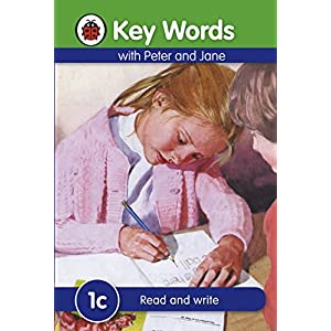 Key Words 1c: Read and write