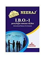 IBO1-International Business Environment (IGNOU help book for IBO-1 in Hindi Medium )
