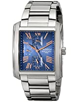 Armitron Men's 20/4870BLSV Stainless Steel Watch