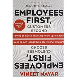 Employees First Customers Second
