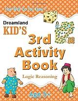 3rd Activity Book - Logic Reasoning (Kid's Activity Books)