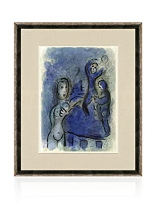 Chagall, Rahab Sheltering Joshusa's Spies in Jericho