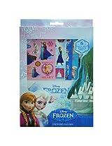 WeGlow International Disney Frozen Sticker Sheet & Sticker Album Set (Set of 2)