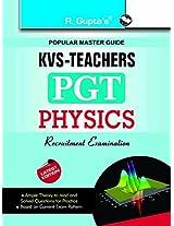 KVS: Teachers (PGT) Physics Guide