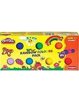 Funskool Play-Doh Rainbow Colours