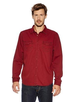 Cross Jeans Hemd (Rot)