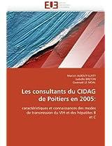 Les Consultants Du Cidag de Poitiers En 2005: (Omn.Univ.Europ.)