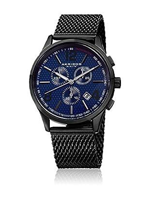 Akribos XXIV Uhr mit schweizer Quarzuhrwerk Man AK719BU 43.0 mm