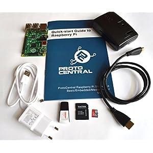 Raspberry Pi B+ Starter Kit - Basic - v2 (includes Raspberry Pi B+)