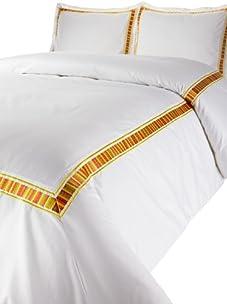 Trina Turk Wave Comforter Set (Orange)