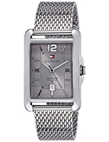 Tommy Hilfiger Analog Grey Dial Men's Watch - TH1791202J