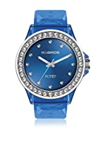 K&Bros  Reloj 9575 (Azul)