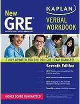 New GRE Verbal Workbook (Kaplan Gre Verbal Workbook)
