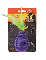 Petmate Jackson Galaxy Natural Wobbler Ball