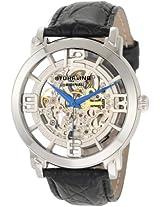 Stuhrling Original Analog Silver Dial Men's Watch - 165B.331554