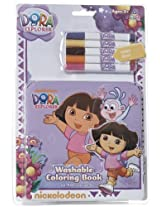 Dora Repco - Coloring Washable Book, Multi Color
