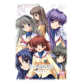 CLANNAD AGfBV SN