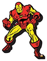 Aquarius Iron Man Stance Chunky Magnet