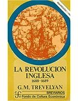 La Revolucion Inglesa: 1688-1689: 0 (Psiquiatria y Psicologa)