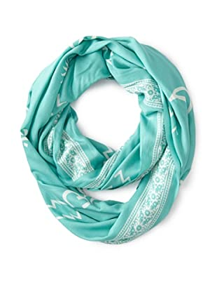 Sir Alistair Rai Women's Zodiac Circle Scarf, Aquarius, One Size