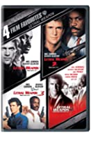 4 Film Favorites: Lethal Weapon (Lethal Weapon: Director's Cut, Lethal Weapon 2: Director's Cut, Lethal Weapon 3: Director's Cut, Lethal Weapon 4)