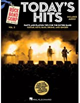 Today's Hits - Rock Band Camp Songbook: Book with Audio: 2 (Rock Band Camp All Access)