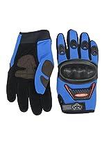 Romano Men's Blue Winter Hand Gloves