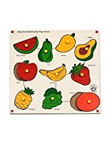 Skillofun King Size Identification Tray (Fruits)