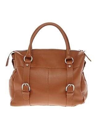 Valance Paris Tote Bag (Cognac)