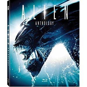 Alien DVD