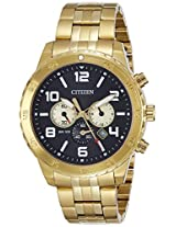 Citizen Chronograph Black Dial Men's Watch - AN8132-58E