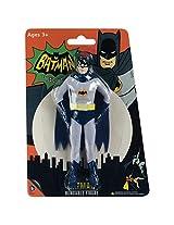 NJ Croce Batman Bendable Toy Figure