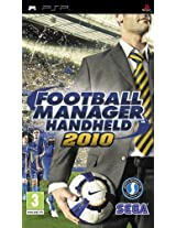 Football Manager 2010 (Sony PSP)