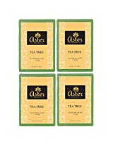 Aster Luxury Tea Tree Bathing Bar 125g - Pack of 4