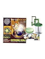 Ein-O's Geothermal Energy Box Kit Green Energy Science