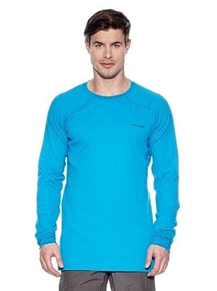 Columbia Camiseta Funcional Nantes (Azul)