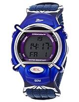 Titan Zoop Digital Grey Dial Children's Watch - C3001PV02