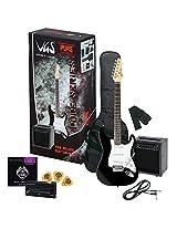 Gewa Music GmbH E-Guitar Vgs Rc-100 Guitar Pack, Black