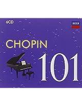101 Chopin [6 CD]