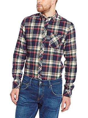 Solid Camisa Hombre
