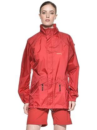 Ferrino Allweather Chaqueta Impermeable (Rojo)