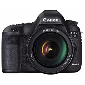 CANON デジタル一眼レフカメラ EOS 5D Mark III 約2230万画素フルサイズ DIGIC 5+(プラス) 3.2型ワイド液晶モニター EOS5DMK3