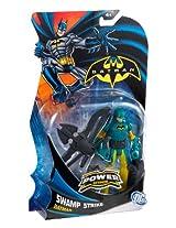 Batman Power Attack Swamp Strike Batman Figure