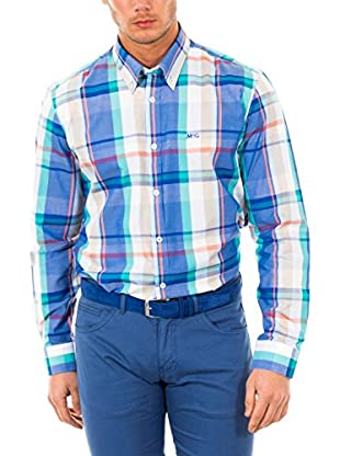 McGregor Camicia Uomo Disty Lowell B Bd Cf Ls